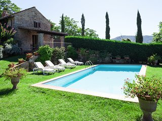 2 bedroom Villa in Ricavo, Tuscany, Italy : ref 5247592