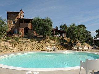 6 bedroom Villa in Alica, Tuscany, Italy : ref 5247728