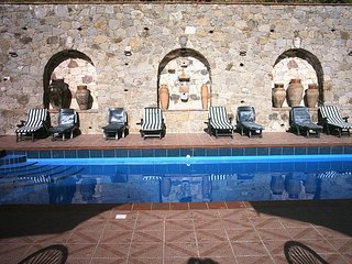 6 bedroom Villa in Gaggi, Sicily, Italy : ref 5247297