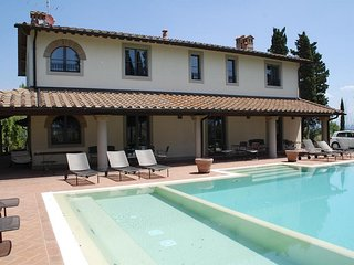 6 bedroom Villa in Coiano, Tuscany, Italy : ref 5247620
