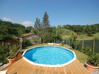 4 bedroom Villa in Goraiolo, Tuscany, Italy : ref 5247735