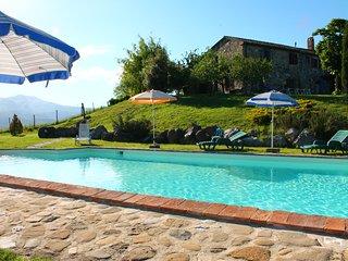 7 bedroom Villa in Radicofani, Tuscany, Italy : ref 5247885
