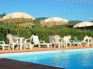 7 bedroom Villa in La Ginestra, Tuscany, Italy : ref 5247611