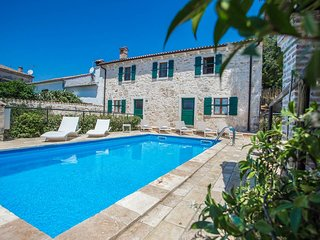 3 bedroom Villa in Flengi, Istria, Croatia : ref 5639223
