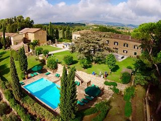 9 bedroom Villa in La Collina, Tuscany, Italy : ref 5247842