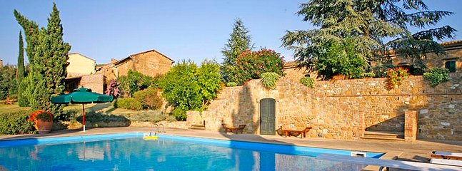 9 bedroom Villa in La Collina, Tuscany, Italy : ref 5247842