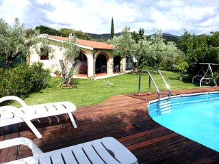 2 bedroom Villa in La Sassa, Tuscany, Italy : ref 5247835