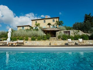 4 bedroom Villa in Celle sul Rigo, Tuscany, Italy : ref 5247900