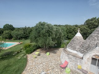 2 bedroom Villa in San Michele Salentino, Apulia, Italy - 5248120