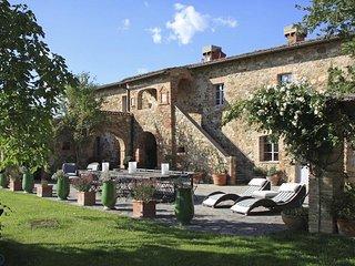 9 bedroom Villa in Contignano, Tuscany, Italy : ref 5247930