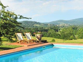 10 bedroom Villa in Castello di Montalto, Tuscany, Italy - 5247571