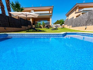 3 bedroom Villa in Roda de Berà, Catalonia, Spain : ref 5639106