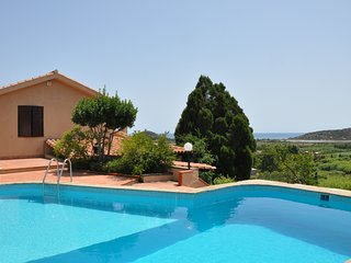 4 bedroom Villa in Chia, Sardinia, Italy : ref 5248054