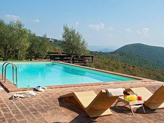 4 bedroom Villa in Palazzo Guglielmi, Umbria, Italy : ref 5247525