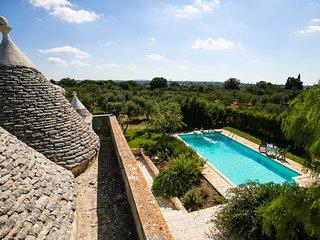 3 bedroom Villa in Locorotondo, Apulia, Italy : ref 5248100