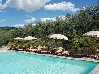 3 bedroom Apartment in Castelnuovo Magra, Liguria, Italy : ref 5313041