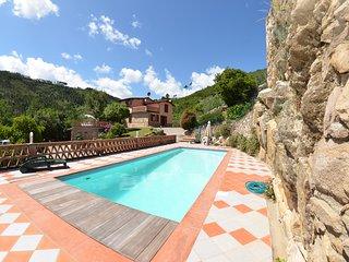 5 bedroom Villa in San Leonardo, Tuscany, Italy : ref 5247686