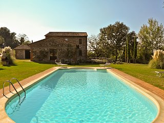 3 bedroom Villa in Pienza, Tuscany, Italy : ref 5247826