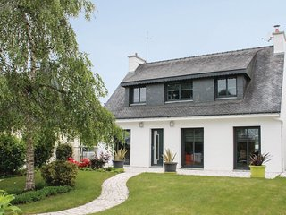 3 bedroom Villa in Le Longeau, Brittany, France : ref 5538972