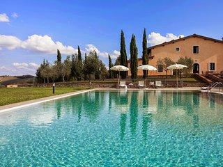 7 bedroom Villa in Le Mura, Tuscany, Italy : ref 5639115