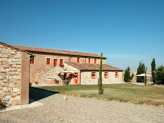 8 bedroom Villa in Asciano, Tuscany, Italy : ref 5247554