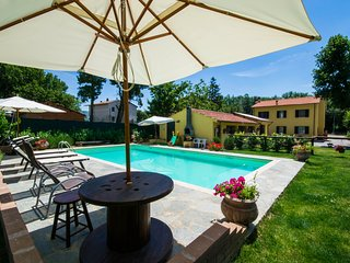 4 bedroom Villa in Colle Secco, Tuscany, Italy : ref 5312800