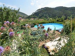 7 bedroom Villa in Pieve di Compito, Tuscany, Italy : ref 5247705