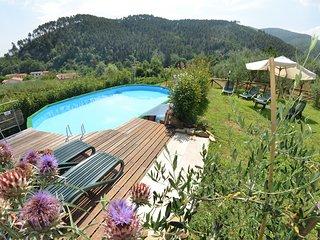 6 bedroom Villa in Sant'Andrea di Compito, Tuscany, Italy - 5247705