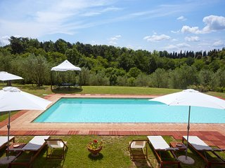 3 bedroom Apartment in San Casciano in Val di Pesa, Tuscany, Italy : ref 5311392