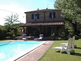 4 bedroom Villa in Celle sul Rigo, Tuscany, Italy : ref 5247815