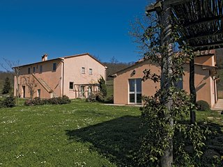 6 bedroom Villa in Stabilimento Termale, Tuscany, Italy : ref 5247904