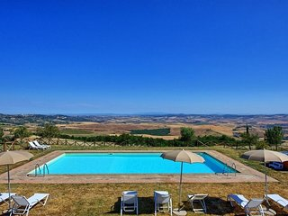 12 bedroom Villa in Campiglia d'Orcia, Tuscany, Italy : ref 5247812