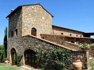 9 bedroom Villa in Borgo Santa Rita, Tuscany, Italy : ref 5247644
