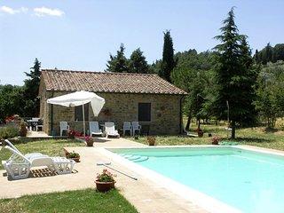 2 bedroom Villa in Castiglione d'Orcia, Tuscany, Italy : ref 5247832