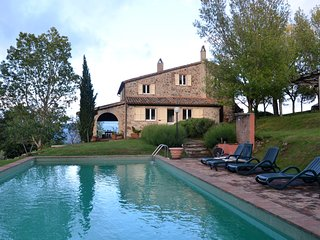 4 bedroom Villa in Canonica, Umbria, Italy : ref 5247550
