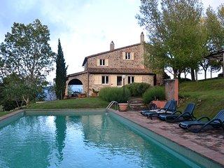 4 bedroom Villa in Casemascie, Umbria, Italy - 5247550