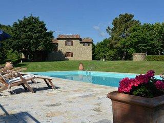 4 bedroom Villa in Bagno a Ripoli, Tuscany, Italy : ref 5247568