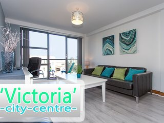 'Victoria' Luxury City Centre Apartment