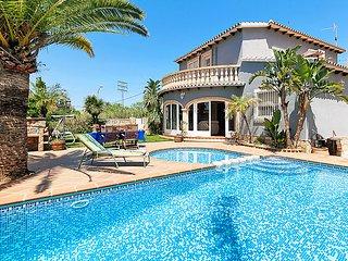 4 bedroom Villa in Mirarrosa, Valencia, Spain : ref 5033541