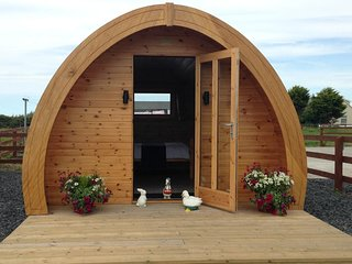 Emlagh pod self catering accommodation