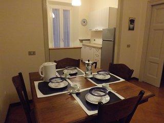 Angelina appartamento romantico in pieno centro con balcone e terrazza
