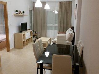Apartamento a la playa en Torrevieja