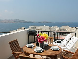 Seashells 2 bedroom Penthouse no 12 in Bugibba