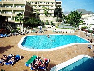 Sea view splendid apartment. Playa Azul. Centre of Las Americas, Tenerife