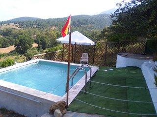 Casa Rural Campo Majaceite.