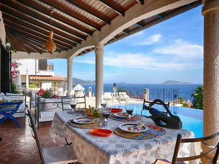 Villa Summer Rose 2 : Private Infinity Pool, Magnificent View