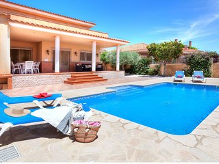 4 bedroom Villa in l'Hospitalet de l'Infant, Catalonia, Spain : ref 5534412