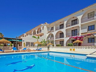 Two bed apartment in Las Farolas Mijas Costa