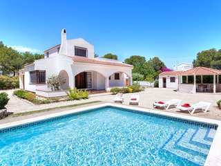 4 bedroom Villa in Las Tres Cales, Catalonia, Spain : ref 5514683
