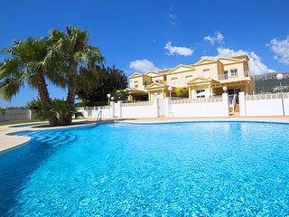 4 bedroom Apartment in Calpe, Valencia, Spain : ref 5535495